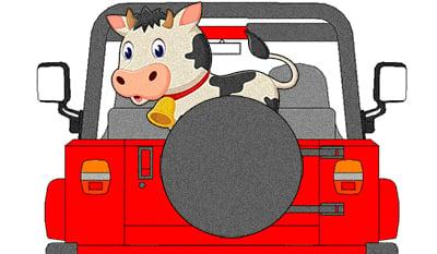 Baby Cow Jeep Jcroffroad News