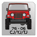 Wrangler TJ, YJ, CJ Products