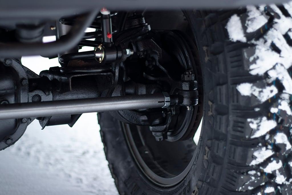 Jeep Steering Upgrade 1-ton | Under the Knuckle - UTK