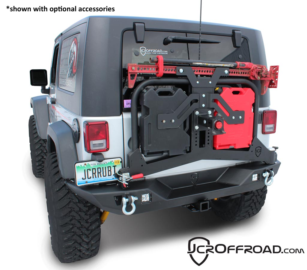 I Can T Speak In Detail On These But Ordered One For My Jeep As Wanted To Carry Spare Fuel And Am Running Jcr Vanguard Front Rear Pers