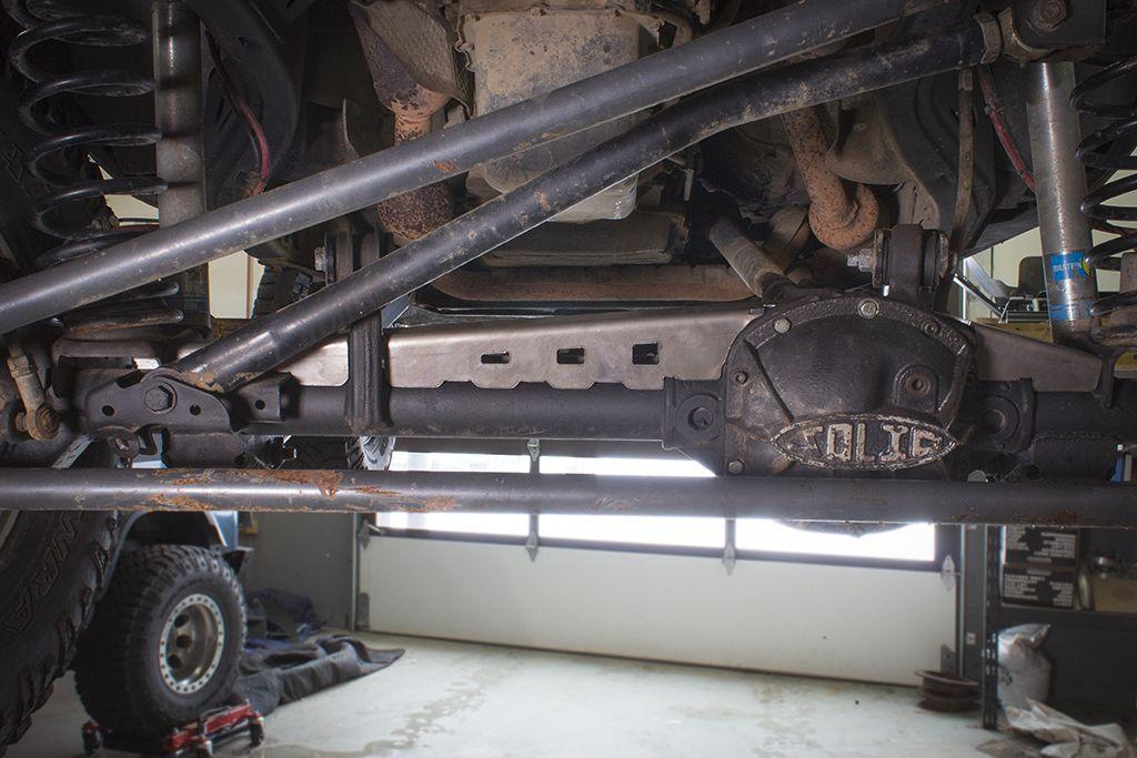 Jcroffroad Dana 30 Axle Truss Jk Front 07 18