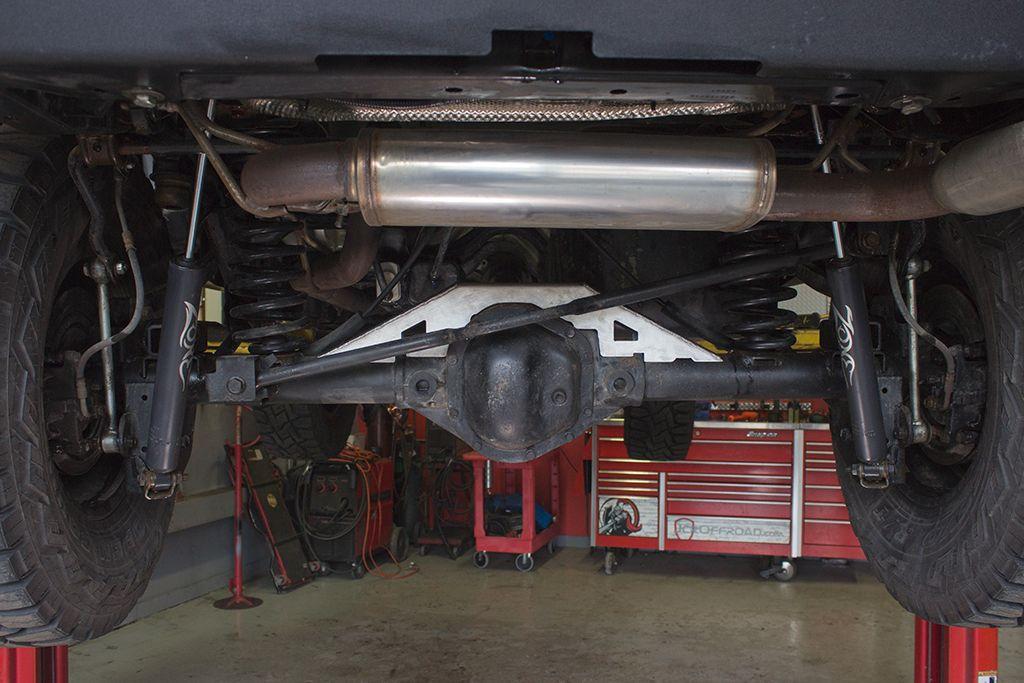 Jcroffroad Dana 44 Axle Truss Jk Rear 07 18