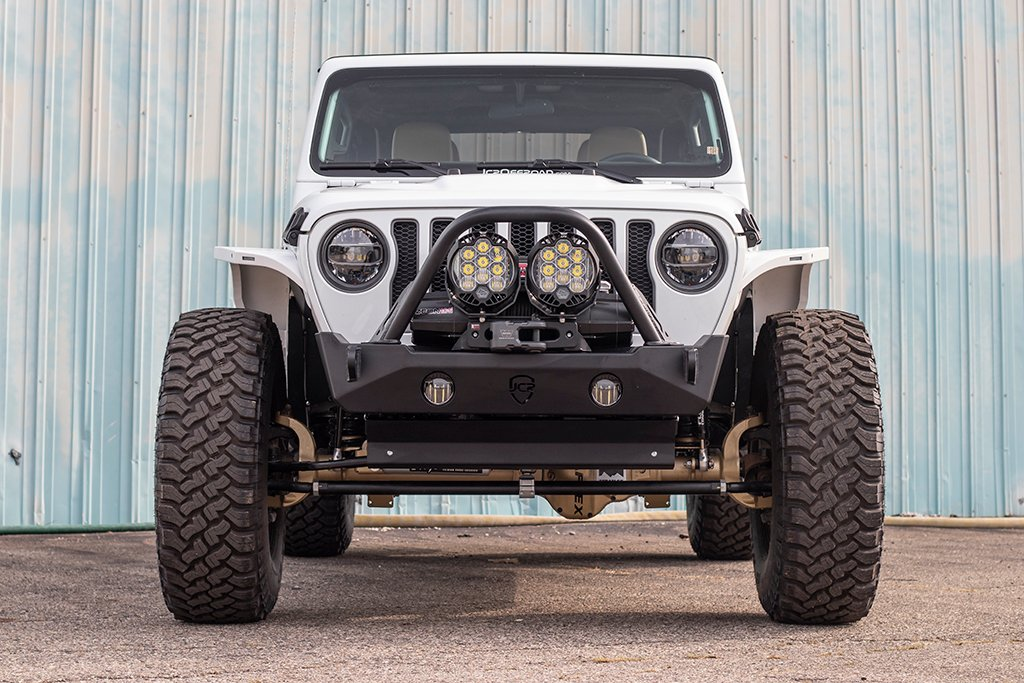 Jeep Wrangler Jk Front Bumper >> Jl Jt Jk Front Bumper Dagger Stubby 2007 Jeep Wrangler And Gladiator