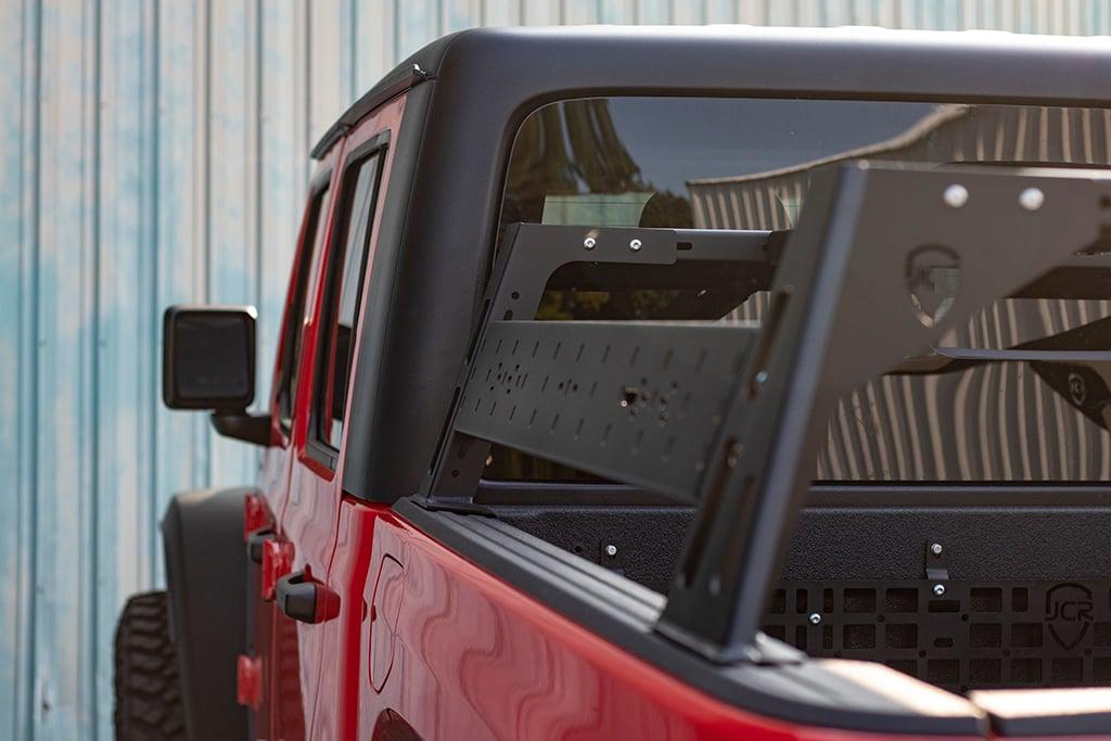 Jeep Wrangler Jk >> JcrOffroad: JT Bed Rack | Jeep Gladiator (2020+)