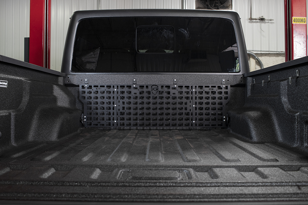 Jcroffroad Jt Bed Front Molle Storage Panel Jeep Gladiator Jt 2020