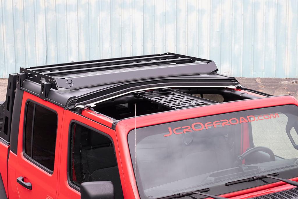 Jcroffroad Jt Roof Rack Jeep Gladiator 2020