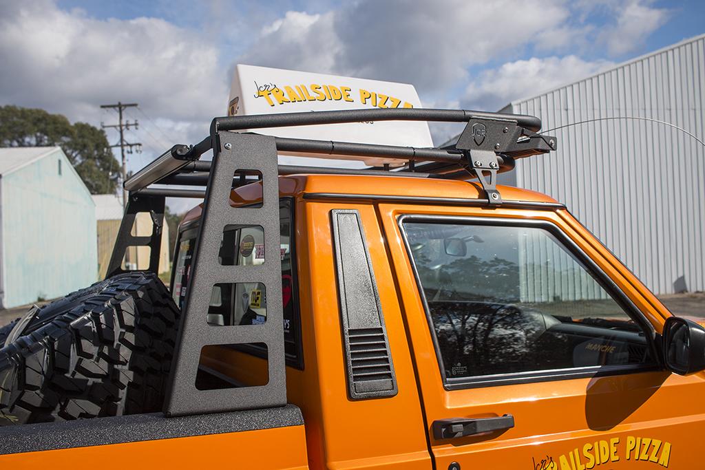 Jcroffroad Jcroffroad Prerunner Roof Rack Jeep Comanche