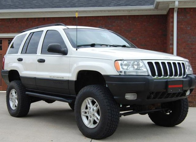Wj Rock Sliders Classic Jeep Grand Cherokee 99 04 Jcroffroad