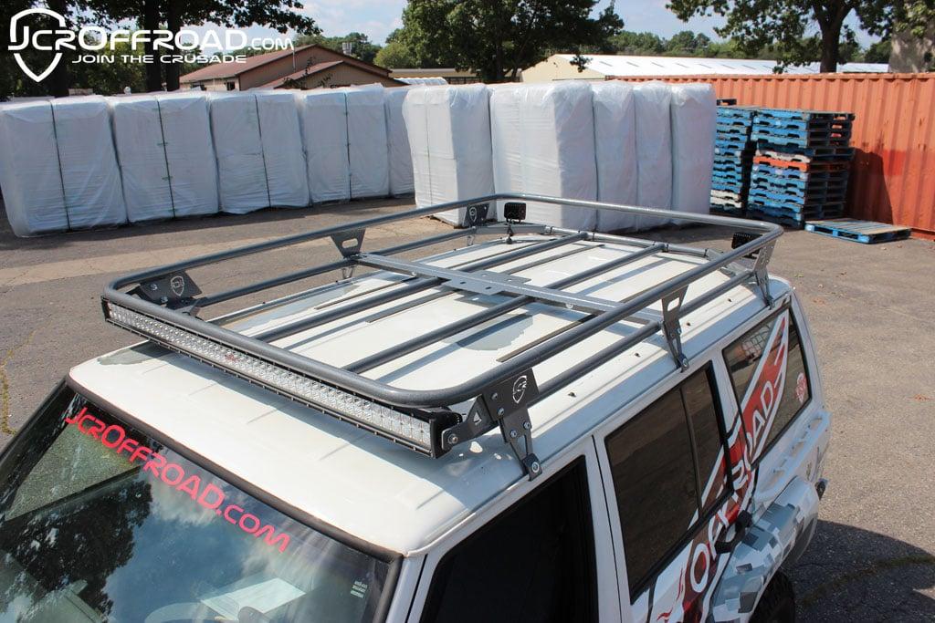 Jcroffroad Jcroffroad Adventure Roof Rack Jeep Cherokee