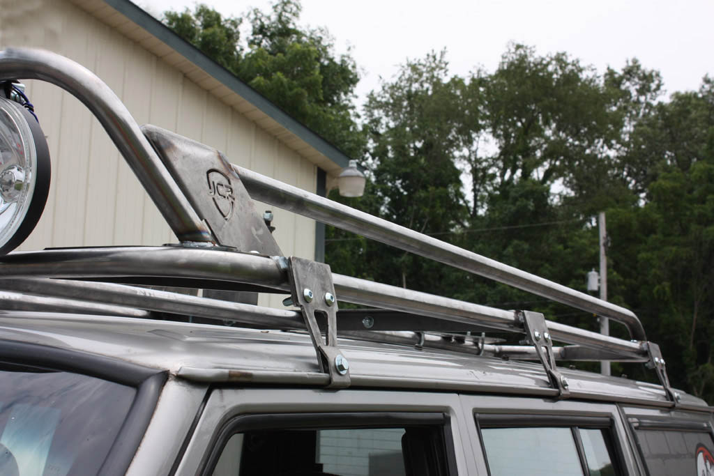 Jcroffroad Jcroffroad Roof Rack Mounts Jeep Cherokee Xj