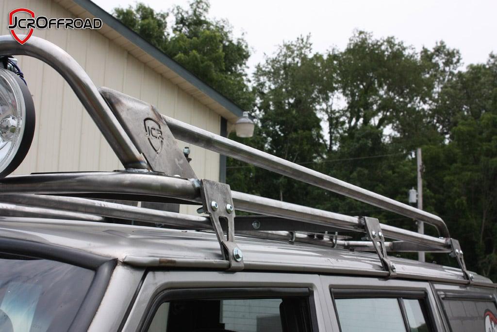 Jcroffroad Jcroffroad Roof Rack Mounts Jeep Cherokee Xj