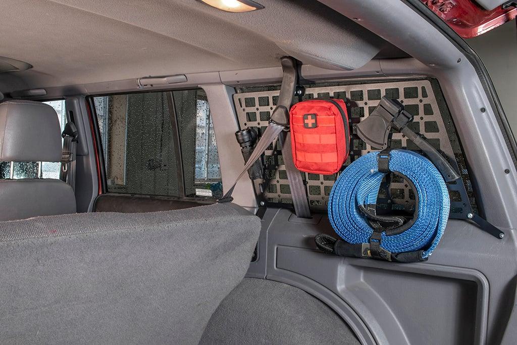 Jcroffroad Xj Rear Window Molle Panel Jeep Cherokee 97 01