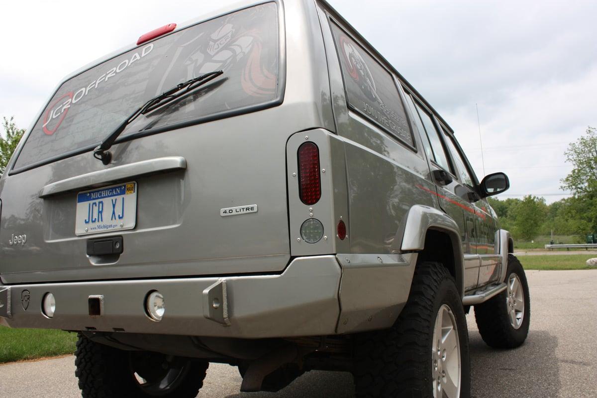 Jcroffroad  Jeep Cherokee Tail Lights