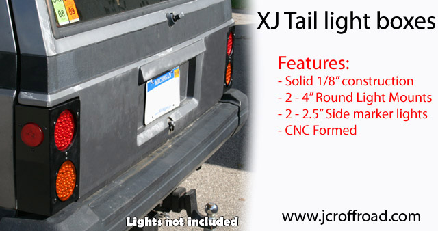 84 96 Upper 1 4 Panels Armor And Tail Light Boxes On Sale